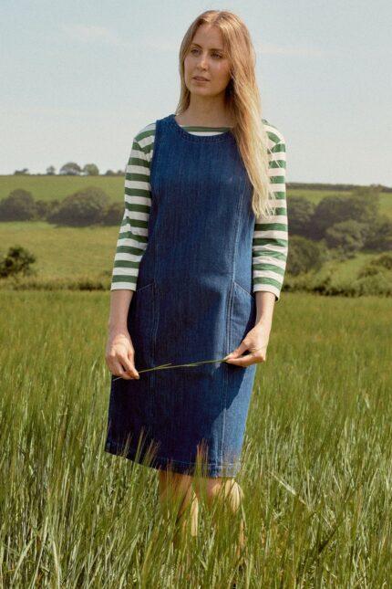 Seasalt Cornwall sukně sandbank atlas