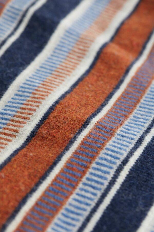 Seasalt Cornwall vlněný svetr carbis aran
