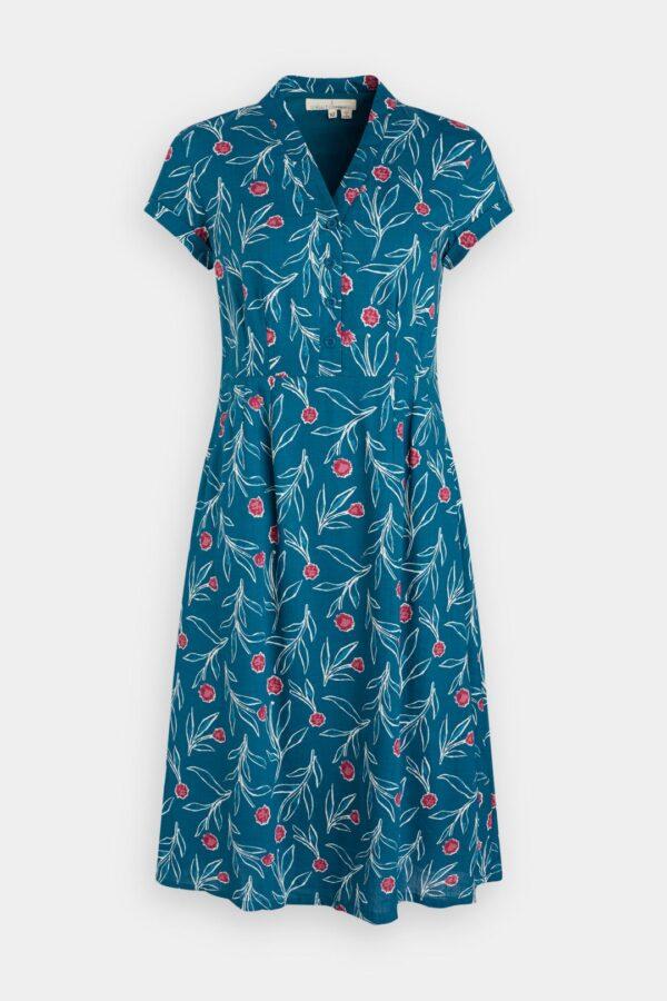 Seasalt Cornwall košilové šaty pencil box waterscape