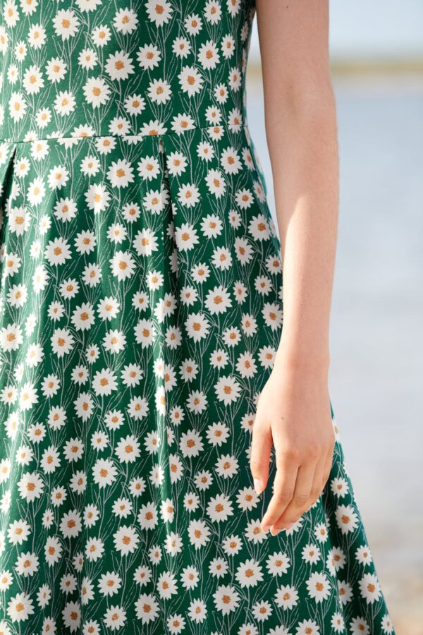 Seasalt Cornwall Šaty z bio bavlny pier view daisy