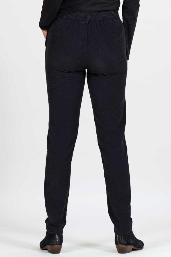 Nomads manšestrové slim kalhoty šedé