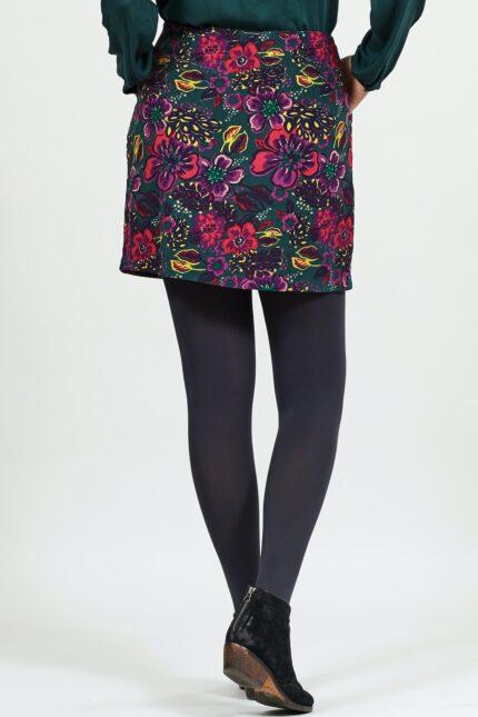 Nomads manšestrová sukně bay