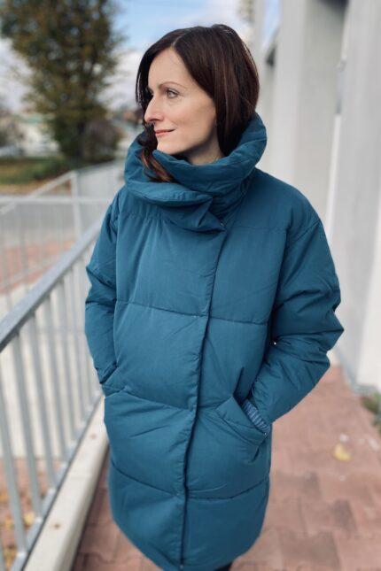 Thought zimní bunda phebe puffa