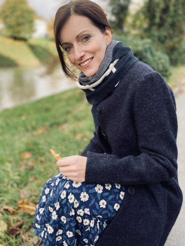 podzimní procházka se silvou