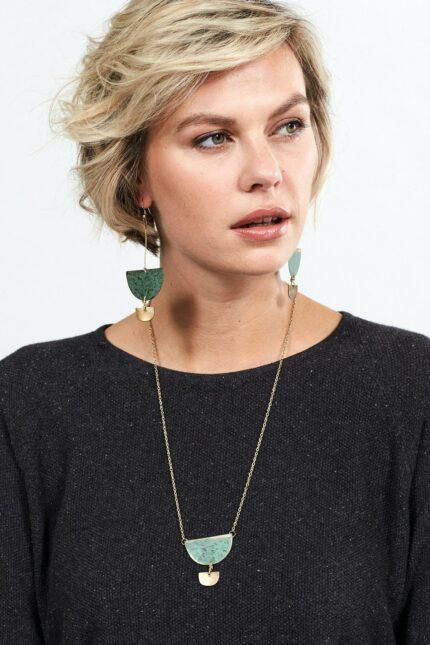 Nomads náhrdelník oshun