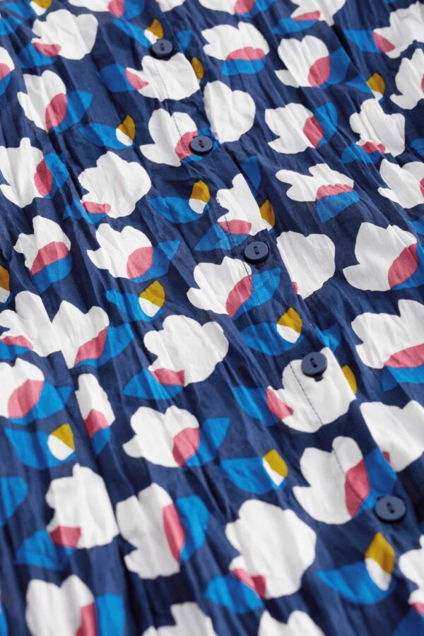 Seasalt Cornwall košile mrs treloar floral