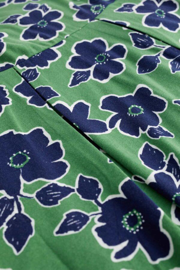 Seasalt Cornwall Šaty z bio bavlny pier view bloom