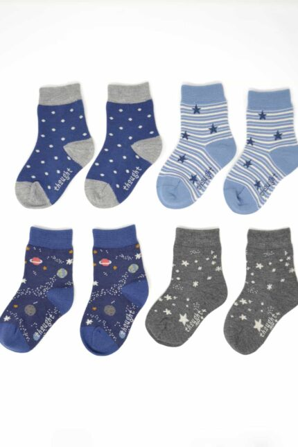 Thought dárkové balení dětských ponožek twinkle kid