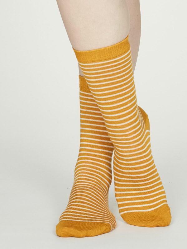 Thought dárkové trojbalení dámských ponožek drizzle