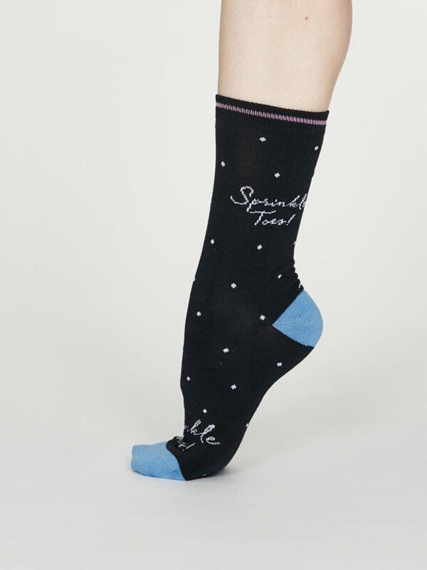 Thought dárkové dvojbalení dámských ponožek sprinkle