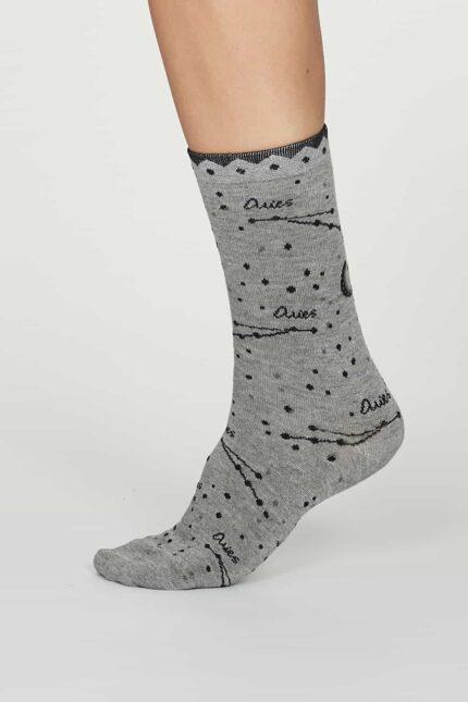 Thought dámske bambusové ponožky aries