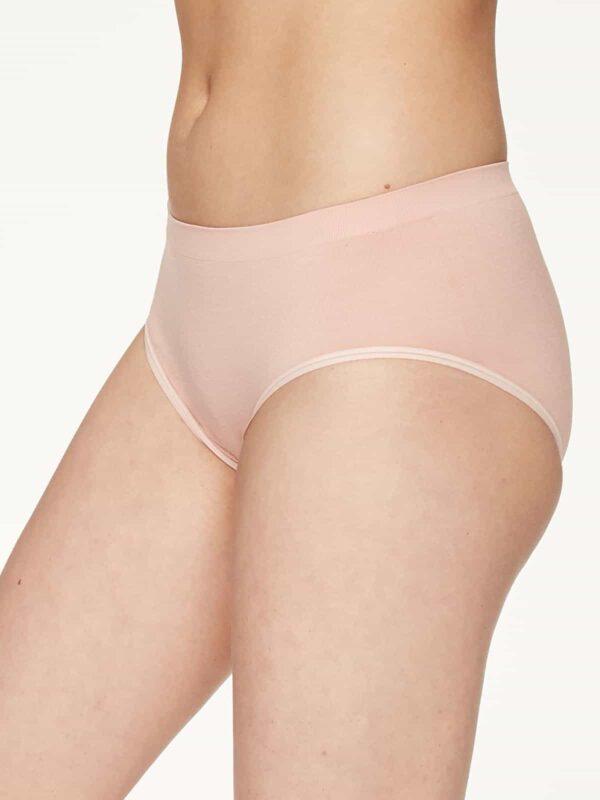 Thought bezešvé kalhotky renata tělové