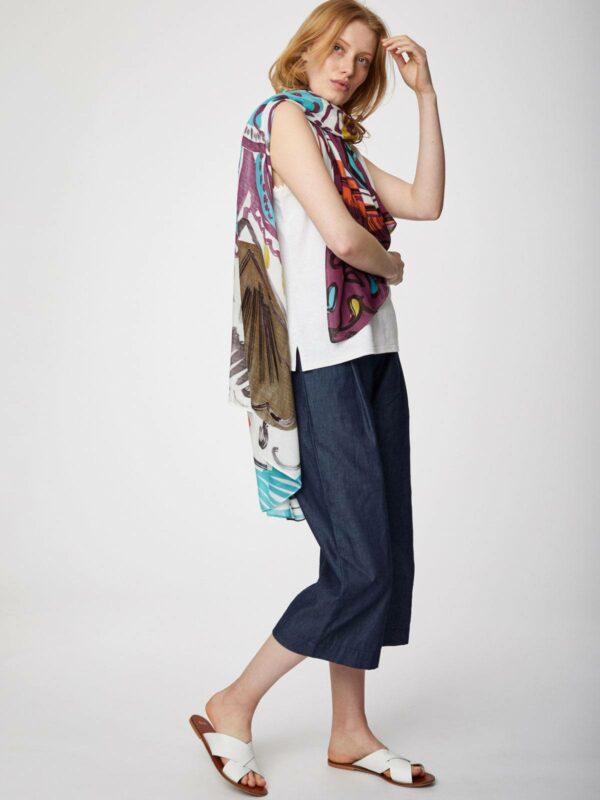 Thought bambusový sarong veneziana