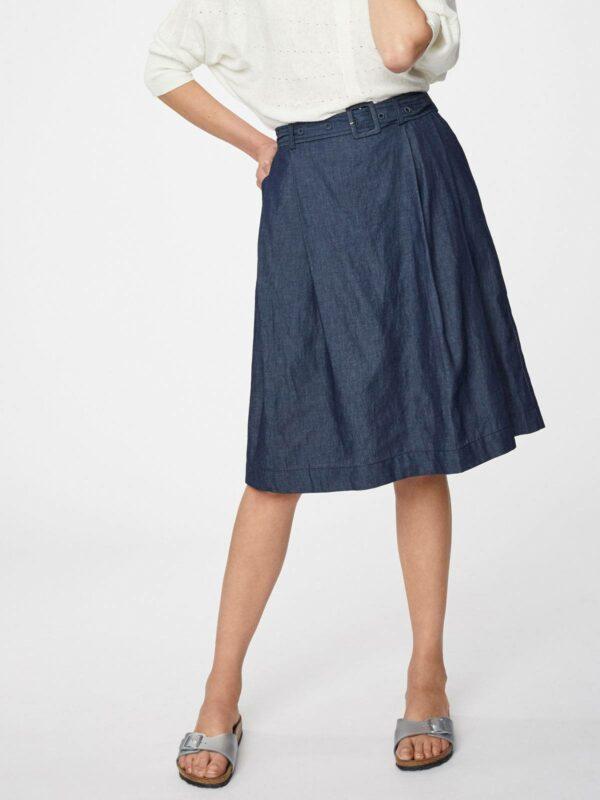 Thought sukně z bio bavlny camila