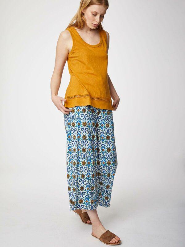 Thought kalhoty z bio bavlny maria