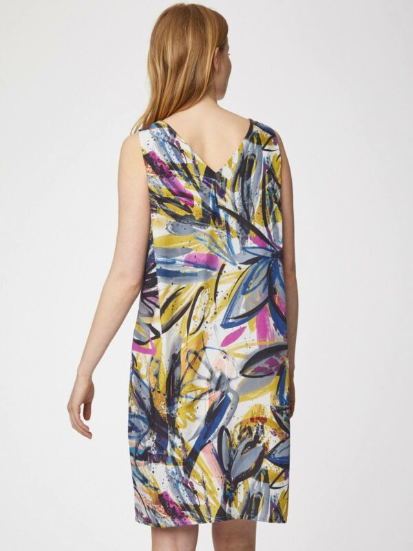 Thought tencelové šaty floreale