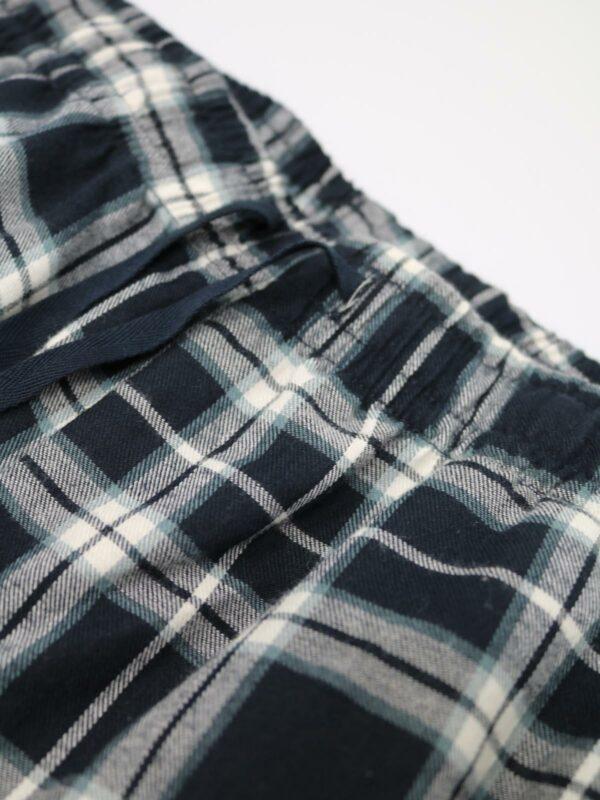 Thought pyžamové kalhoty z bio bavlny tehran