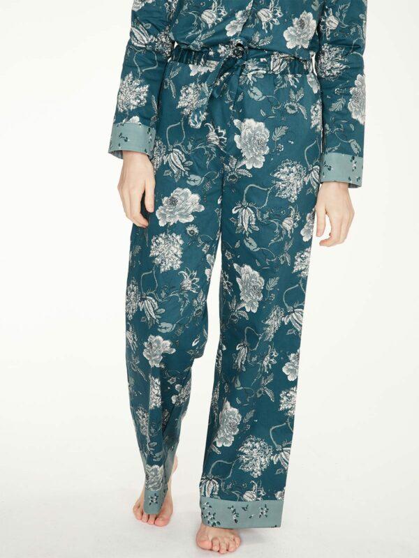 Thought pyžamové kalhoty z bio bavlny ellis