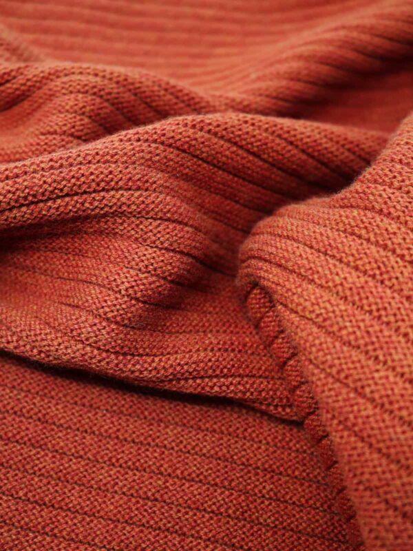 Thought svetřík s vlnou elisha oranžový
