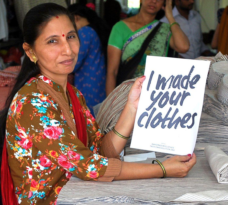 fair trade obleceni